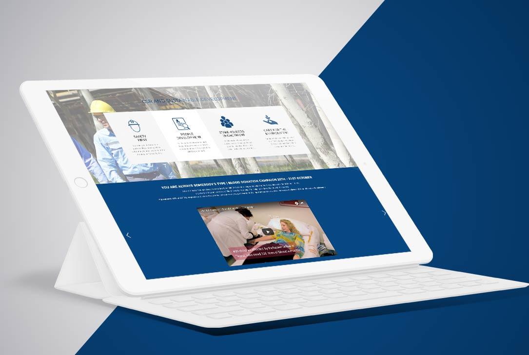 Antea Website